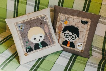 Harry Draco pillows by Hrenovorot