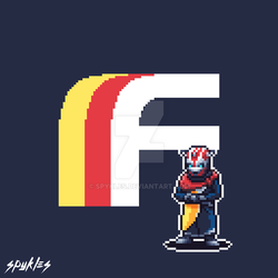 FWC Pixel Art by Spykles