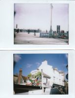 Brighton Polaroids 1 by Benenenenen