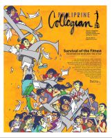 Philippine Collegian Issue 16 by kule1213