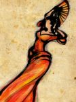 Flamenco by JohnPetropoulos