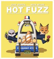 Hot Fuzz by Neverjay