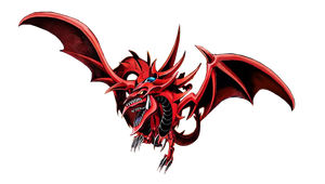 Slifer the Sky Dragon by XrosM