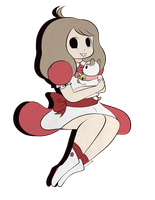 Bee and Puppycat .:Fanart:. by MissPinka