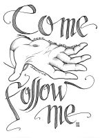 ComeFollowMe by The-Tinidril