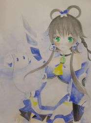 Luo Tianyi by Aria-project