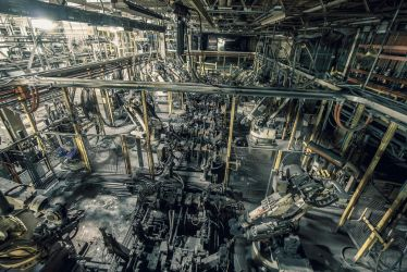 Robotic Assembly by 5isalive