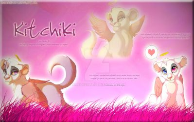 Wallpaper for Kitchiki by ArielxSora