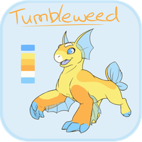 Tumbleweed ||  Reference by Layalu