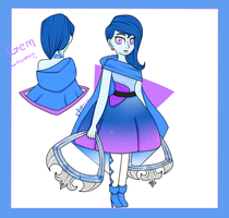 Tanzanite [Gemsona] by Ashourii