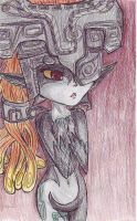 Midna - Save me by SasuBeastastic