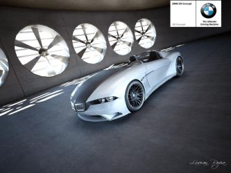 BMW ZR Concept 7 by LucianP