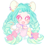 Chibi Simple02 by ohmoriame
