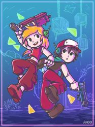 Cave Story by Draw-out-loud