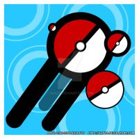Pop Pokeball by quazo