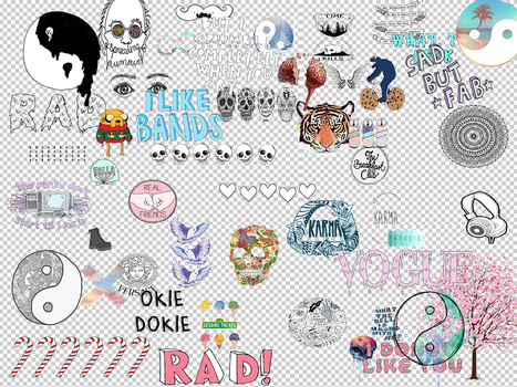 Pack Overlays{Png} by LuuCreativeColors