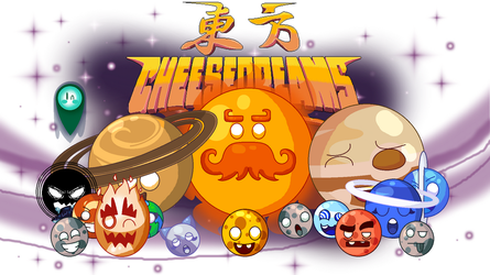 Touhou Cheese Dreams by Jazzzeh51