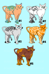 Cat Adopts (Open) by Pompeop