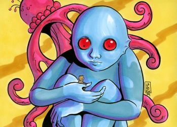 Fantastic Planet by liliesformary