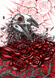 Bleed Your Rust On The Roses by ShadeofShinon