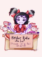 -Proceeds go to real spiders- by Danielle-chan