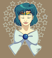 Sailor Mercury by zobeast