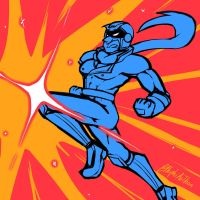 Smash4 Character Countdown #38: Captain Falcon by PhiphiAuThon