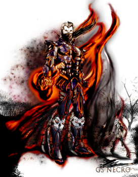 GS Necro by rjakobson