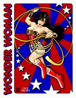 Wonder Woman- J.T. Christopher by THE-Darcsyde