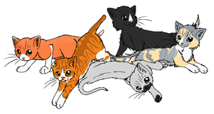 Trade - SeasonClan Family by WildpathOfShadowClan