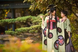 Yuuko and Watanuki: Show Me Again by FoxGlovesCosplay