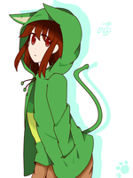 Chara (cat) by Yukki0207