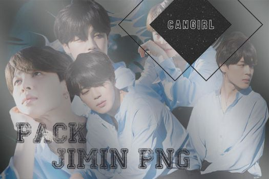 PACK JIMIN PNG[CANgirl] by CANgirl
