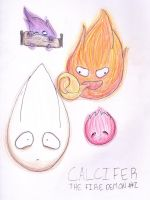 Calcifer The Fire Demon #2 by Ahtilak
