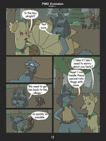 PMD Evolution: Chapter 1 page 13 by Snapinator