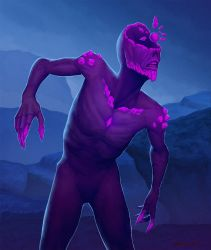 Crystal Cyclops by Luneder