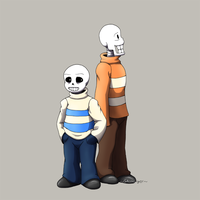 Gaster's Boys by GhostLiger