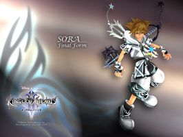 Kingdom Hearts 2 Seraphim Form by Marduk-Kurios on DeviantArt