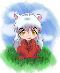 InuYASHA! Sit! by dreams-r-simple