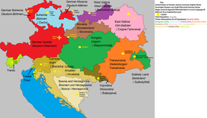 United States of Greater Austria by dragonvanguard
