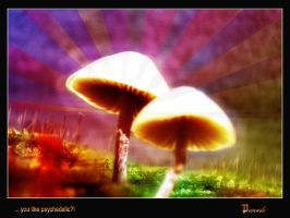 psychedelic by PanniL0