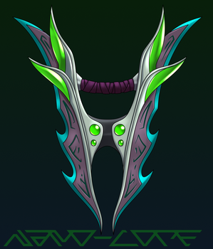 Katar Weapon Auction Adopt (closed) by Nano-Core