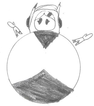 Sketch Inflated Susie (Request) by jonwii
