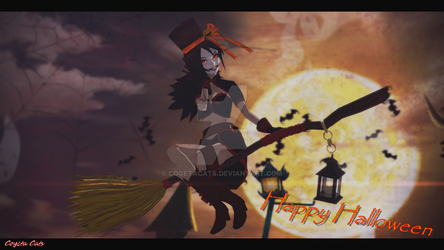 MMD - This is halloween!! by CogetaCats