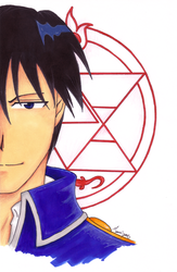 Flame Alchemist by NailoSyanodel