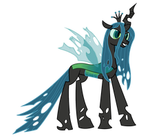 The Changeling Queen by TheNegaverser