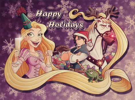 Happy Holidays by Eumenidi