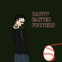 Happy Easter by TheLonelyFeel