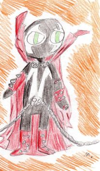 Spawn by ptitemouette