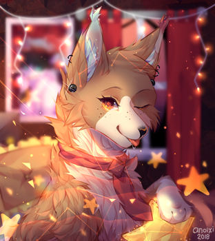[Commission] Kailik by Anoixi